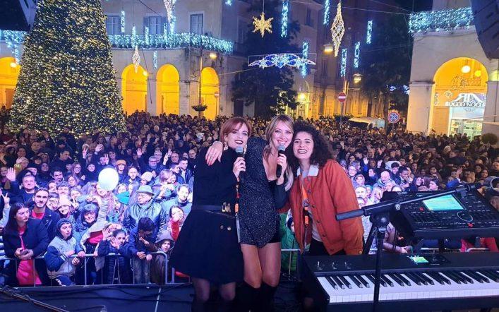 A tu per tu con la giovane cantante casertana, Teresa Moccia