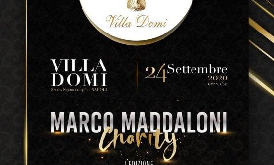 """La prima edizione del """"Marco Maddaloni Charity"""""""