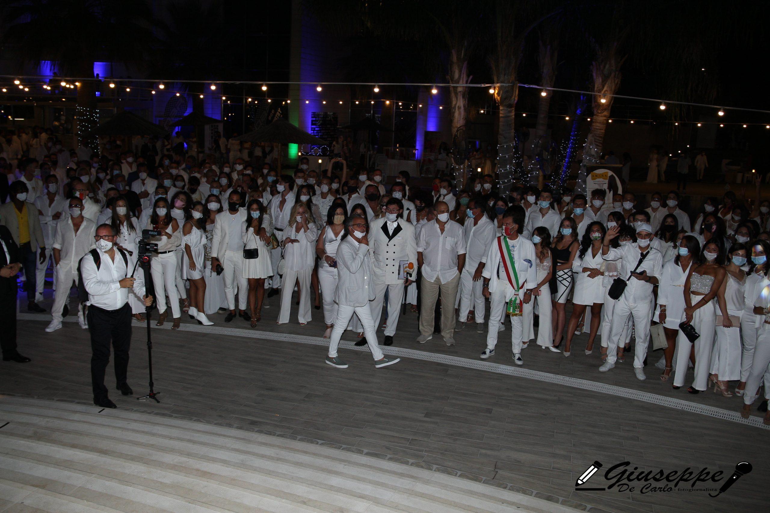 Lobefalo's Summer White Party 2020: andare oltre il covid si può