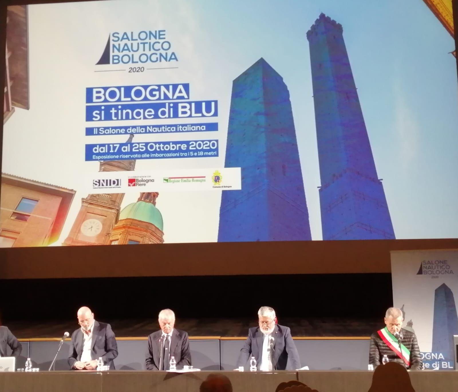 A Bologna Fiere la prima edizione del salone nautico