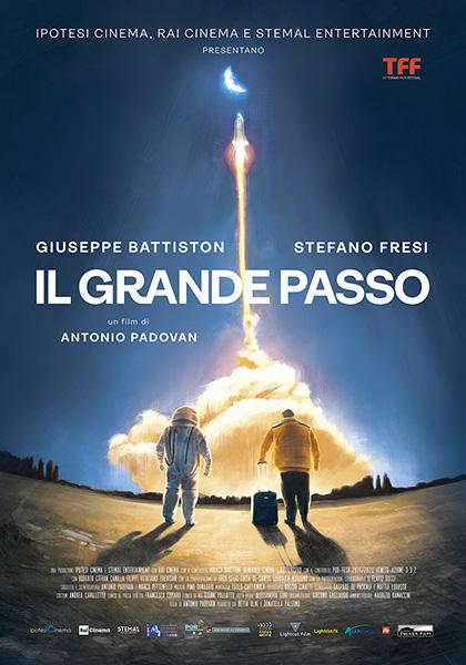 """La rassegna cinematografica """"Vanvitelli sotto le stelle"""" cala il sipario con il film """"Il grande passo"""""""