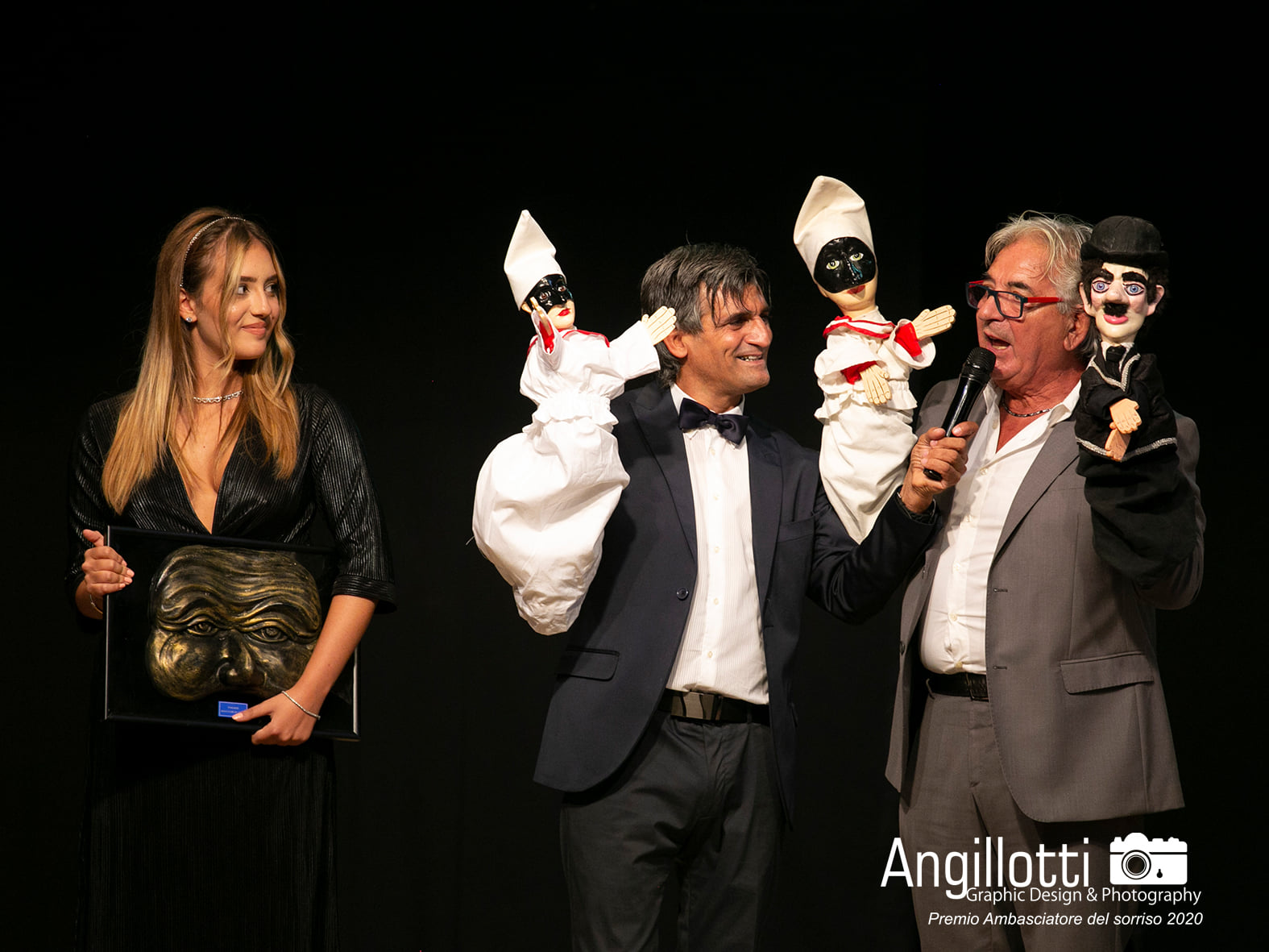 Angelo Iannelli ci presenta il suo Pulcinella burattinaio