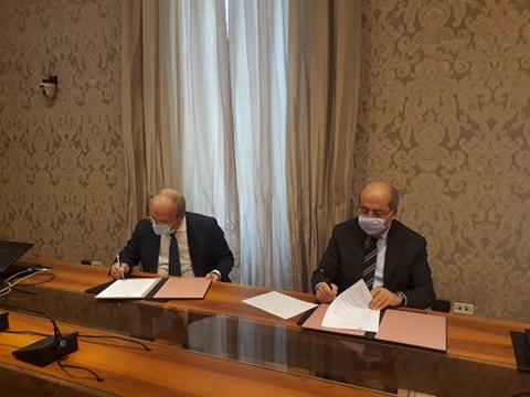 Firmata l'intesa tra Confcommercio e Prefettura per la sicurezza delle impresa casertano