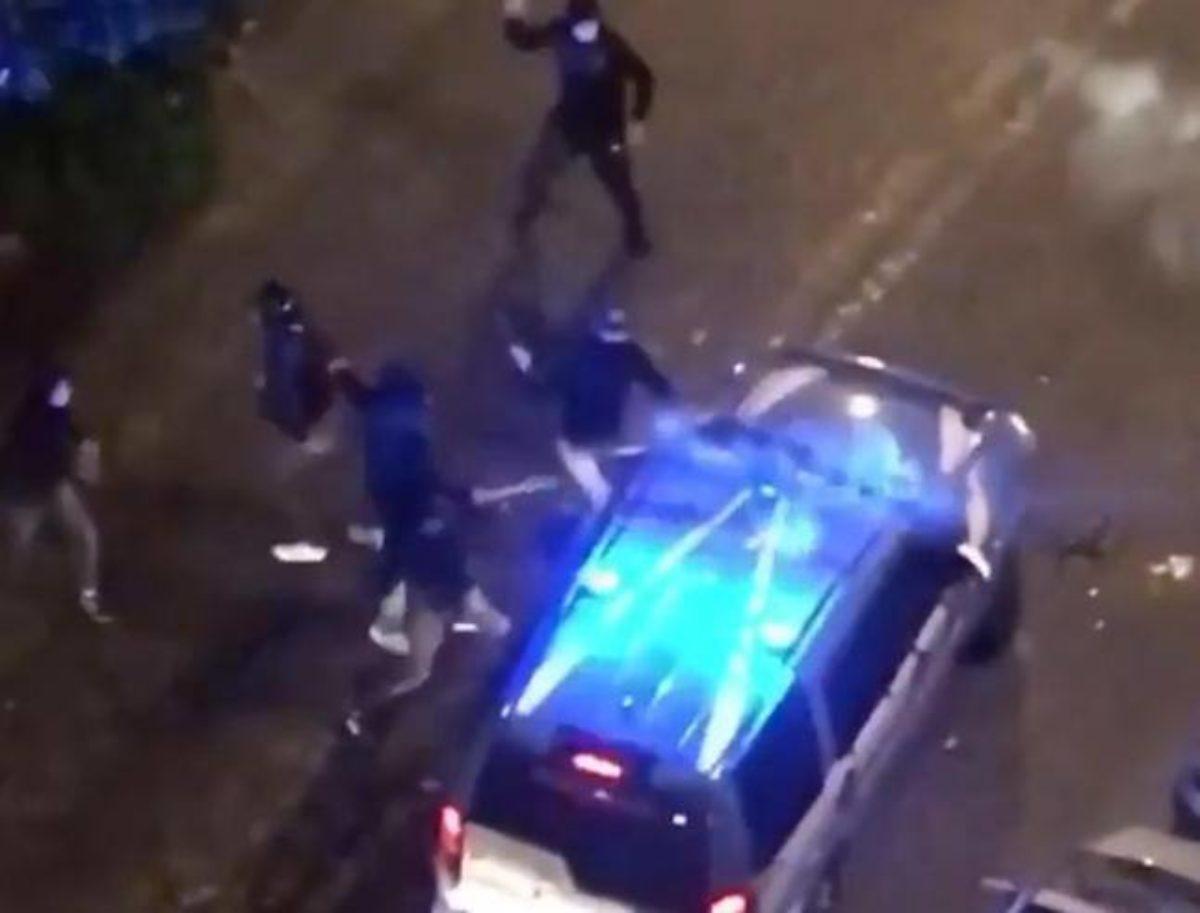 Confcommercio Campania condanna i manifestanti violenti negli scontri di Napoli. Tanta solidarietà alle forze dell'ordine