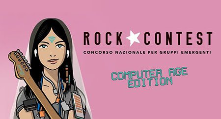 Restyling del Rock Contest 2020 con un nuovo format online