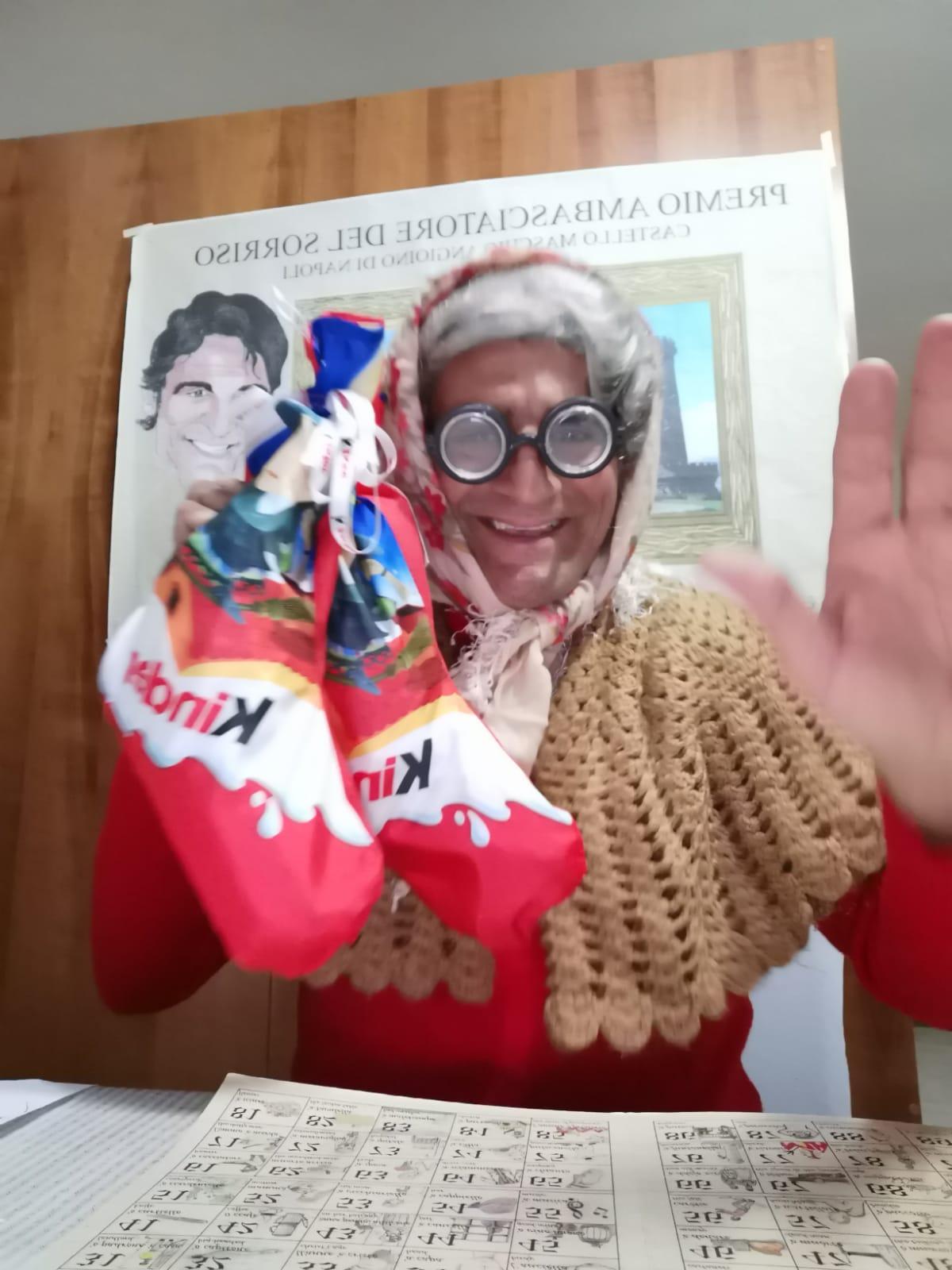 """Grande successo per PulciBefana e il burattino """"Gennarino"""""""