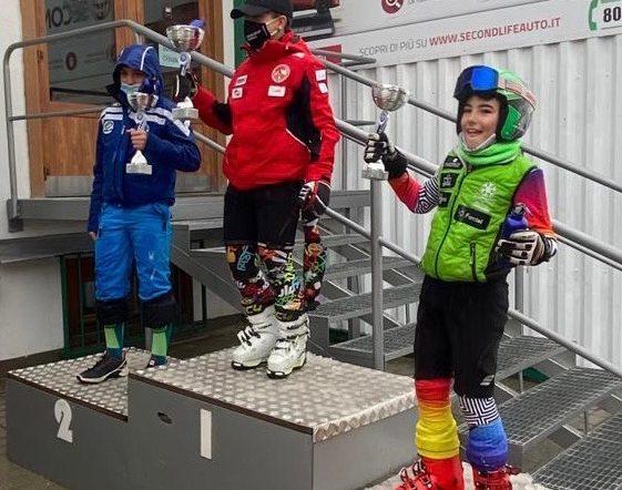 Il primo week end di gare per gli sciatori campani a Roccaraso