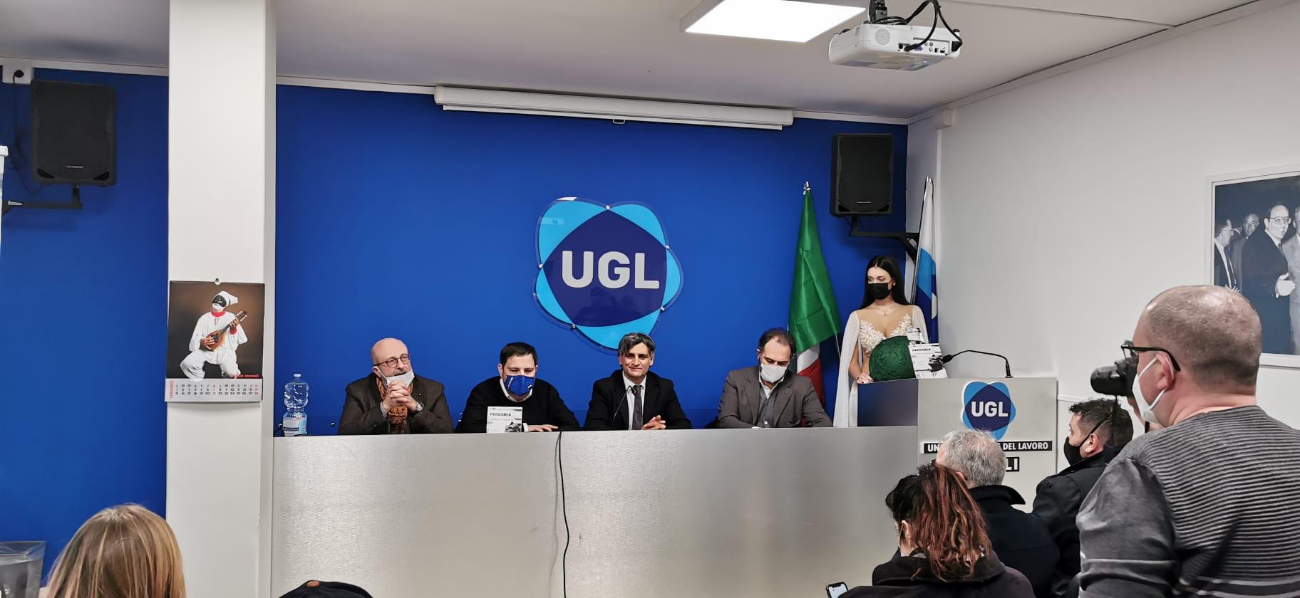 Successo di Angelo Iannelli nell'incontro UGL di Napoli
