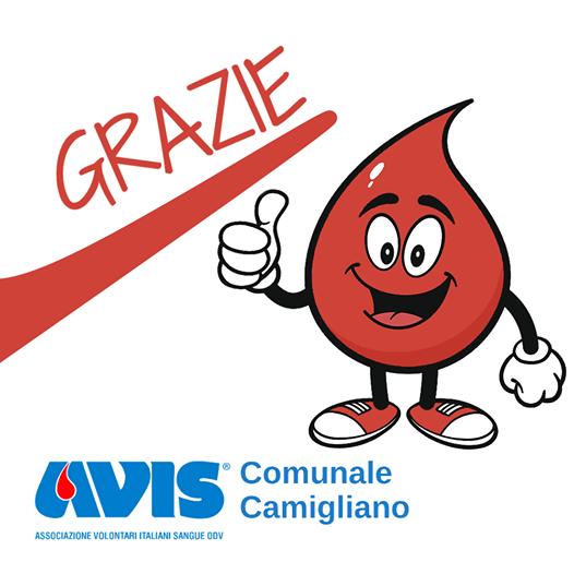 L'Associazione AVIS di Camigliano premia un donatore storico: Cenname Domenico