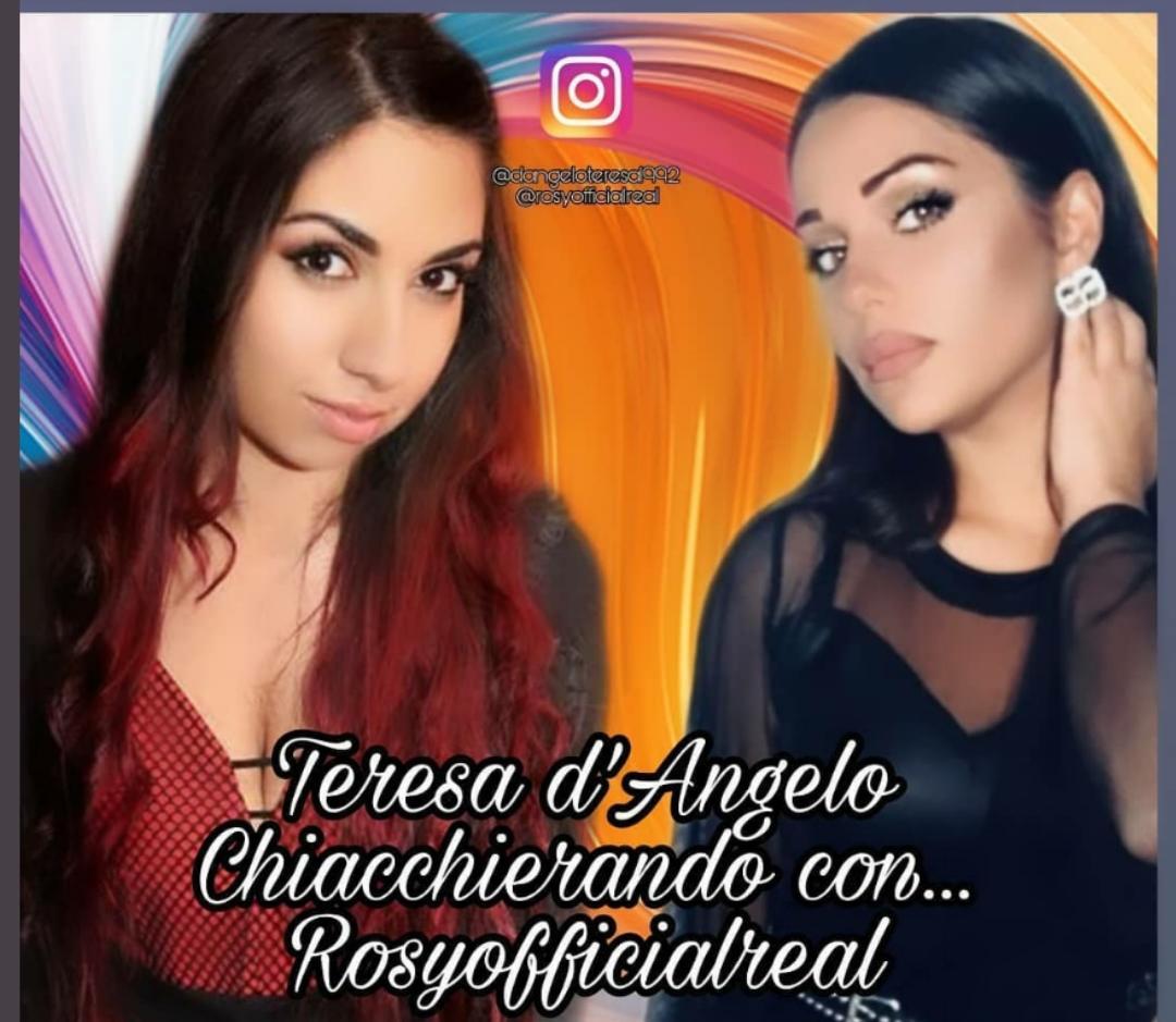 """Intervista alla bellissima Rosy de """"Tacchi a spillo e russetto"""""""