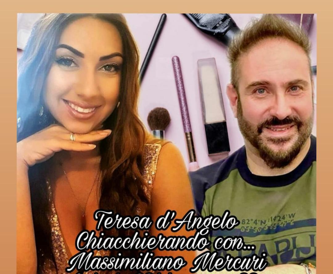 Bellezza e make-up con il super ospite Massimiliano Mercuri