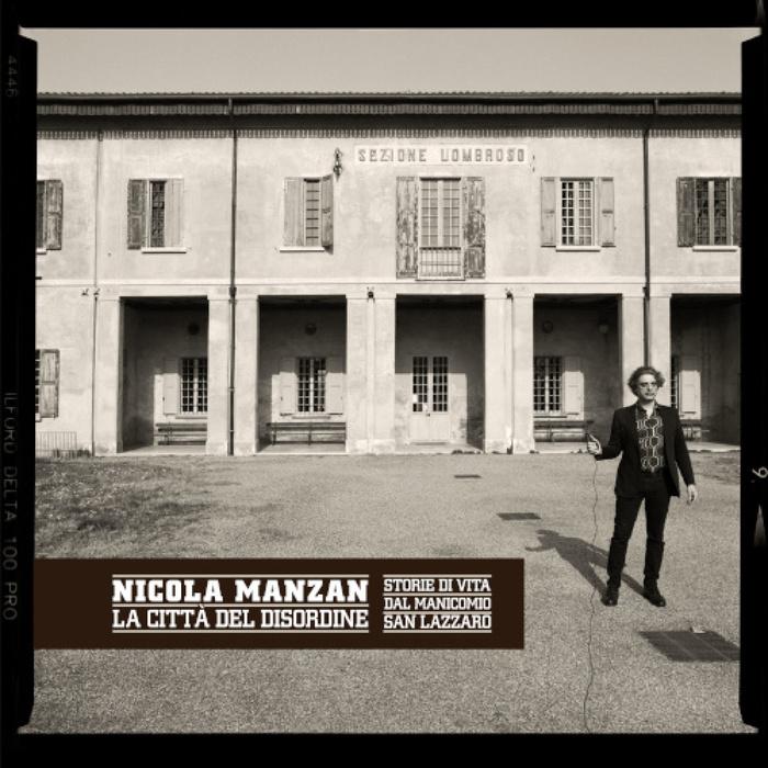 """Il nuovo progetto discografico di Nicola Manzan: """"La città del disordine"""""""