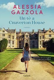 """La scrittrice umoristica british Alessia Gazzola con il nuovo libro: """"Un tè a Chaverton House"""""""