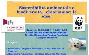 WWF Caserta: convegno sulla biodiversità e sostenibilità ambientale