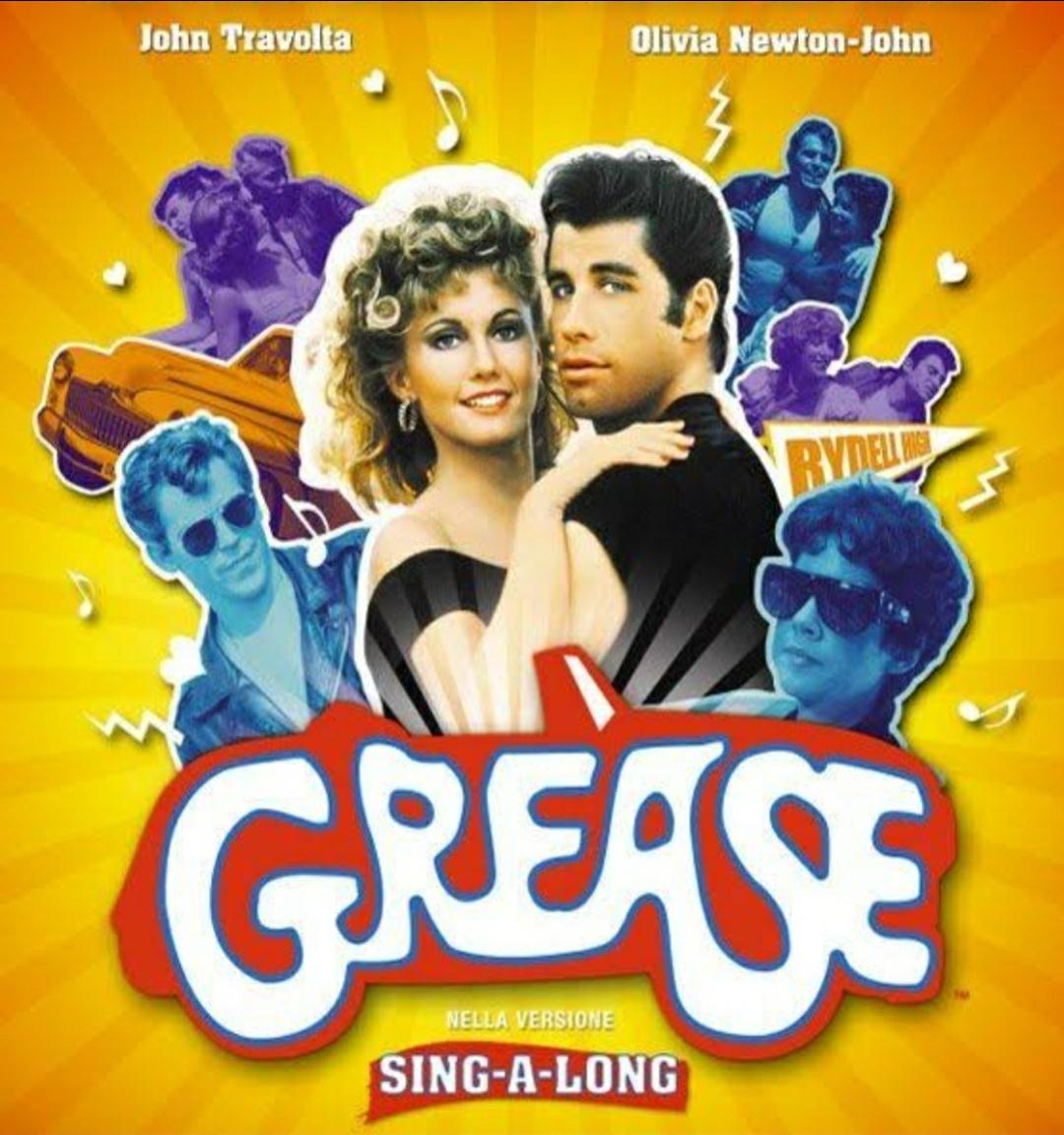 """La terza puntata di """"We Love Movies"""" sul film """"Grease"""""""