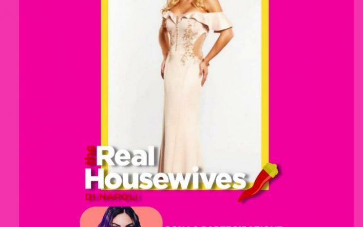 """In arrivo una nuova rubrica sullo style dell'upper class partenopea """"The Real House Wives"""""""