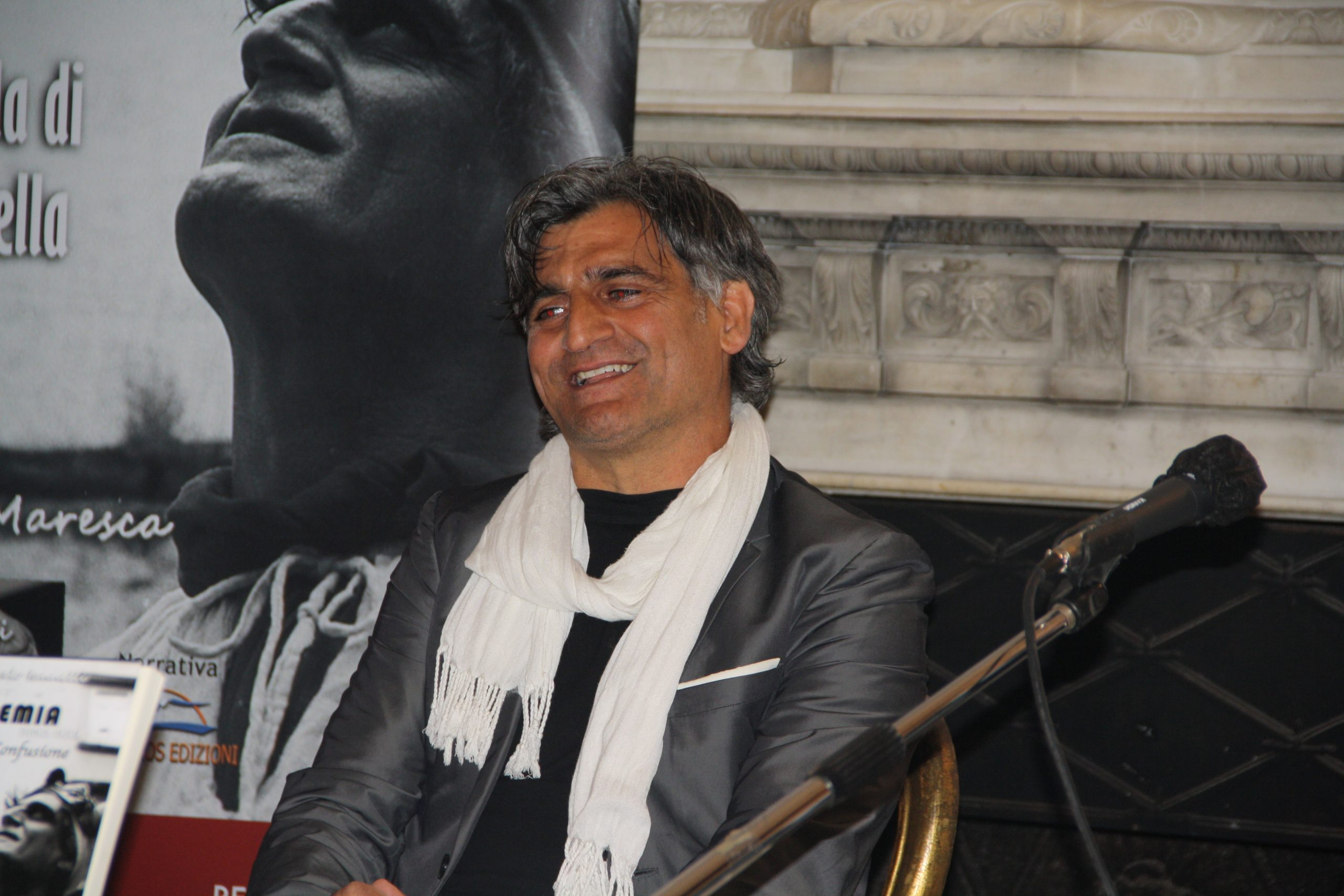 Il King del Sorriso Angelo Iannelli festeggia sui social i suoi 50 anni