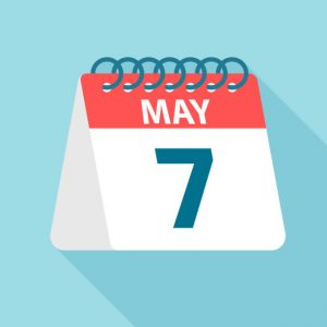 """Che cosa accade oggi: """"7 maggio 2021"""""""