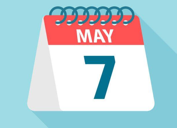 """Che cosa accade oggi: """"9 maggio 2021"""""""