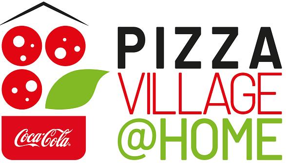 Coca-Cola PizzaVillage@Home:la pizza torna a casa