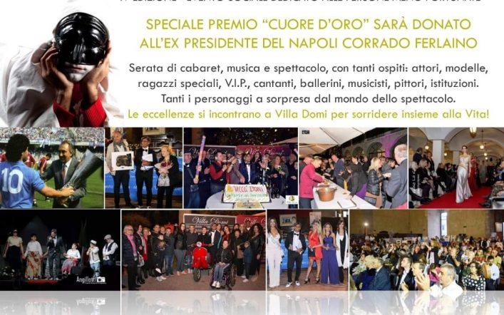 """Ritorna il """"Party del Sorriso"""" targato Angelo Iannelli"""