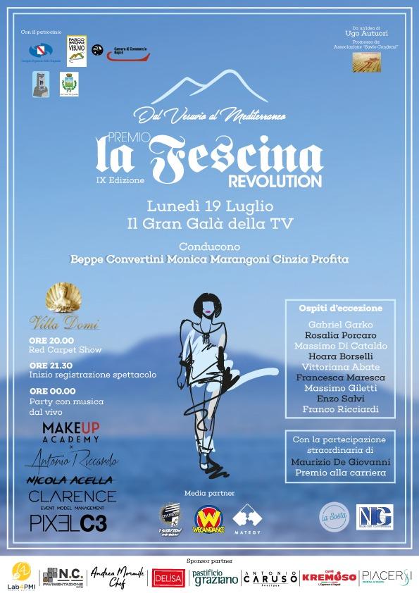 Lo storico evento del Premio La Fescina a Villa Domi