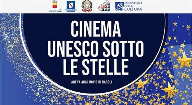 Cinema Unesco sotto le Stelle a San Domenico Maggiore (NA)