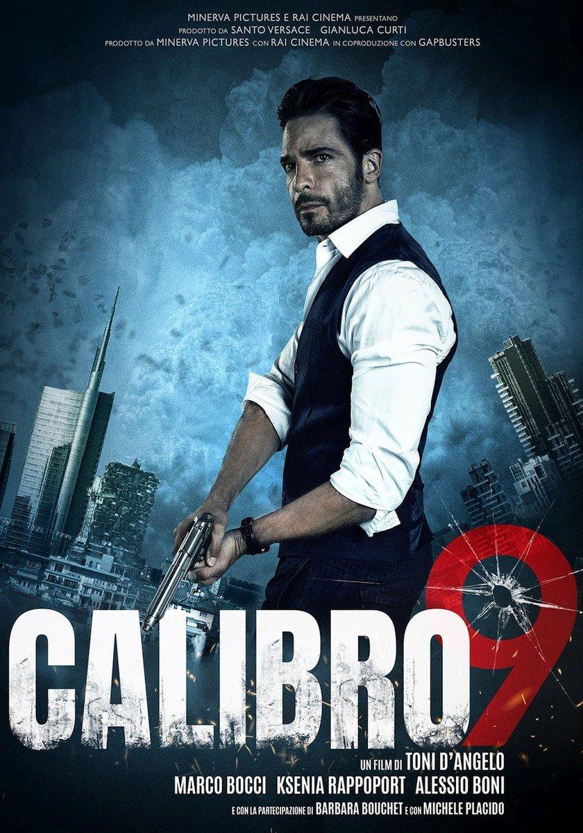 """""""Vanvitelli sotto le stelle"""", gran finale con il film 'Calibro 9' diretto dal regista Tony D'Angelo e interpretato da Marco Bocci"""