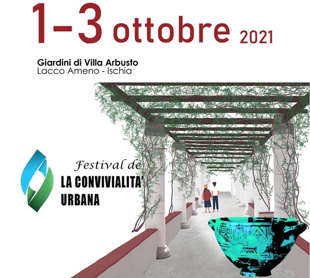 """Premio """"La Convivialità Urbana"""" – VII edizione per il restyling di Villa Arbusto a Ischia e della Coppa di Nestore"""