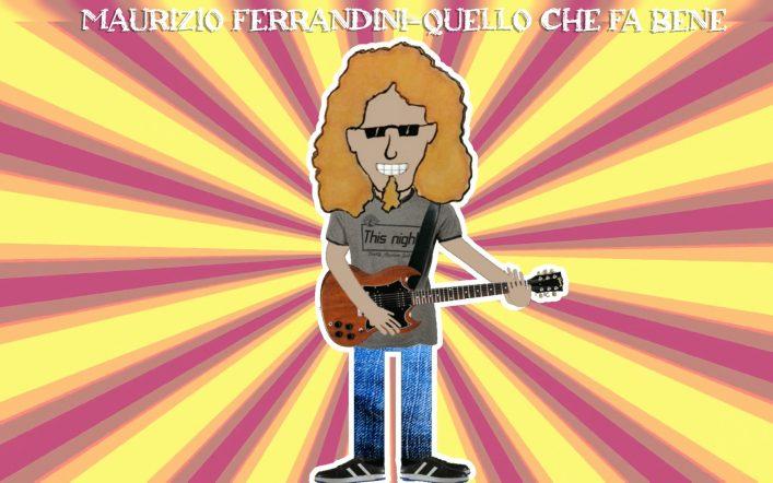 """""""Quello che fa bene"""" il videoclip di Maurizio Ferrandini"""