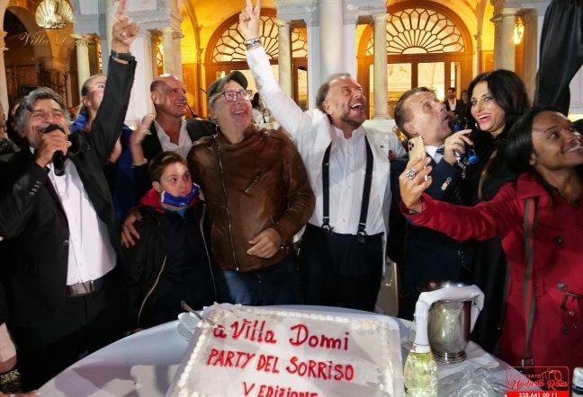 Un vero successo per il Party del Sorriso 2021 nel segno della solidarietà