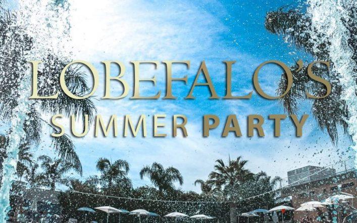 Il Countdown è cominciato per il Lobefalo's Summer White Party