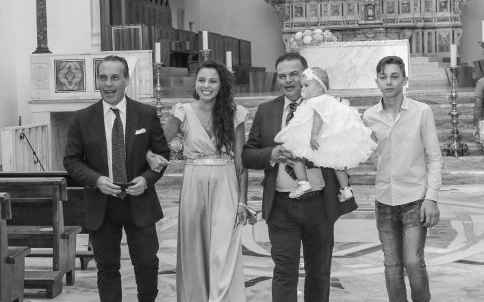 Un battesimo perfetto: Giuliana Desirè