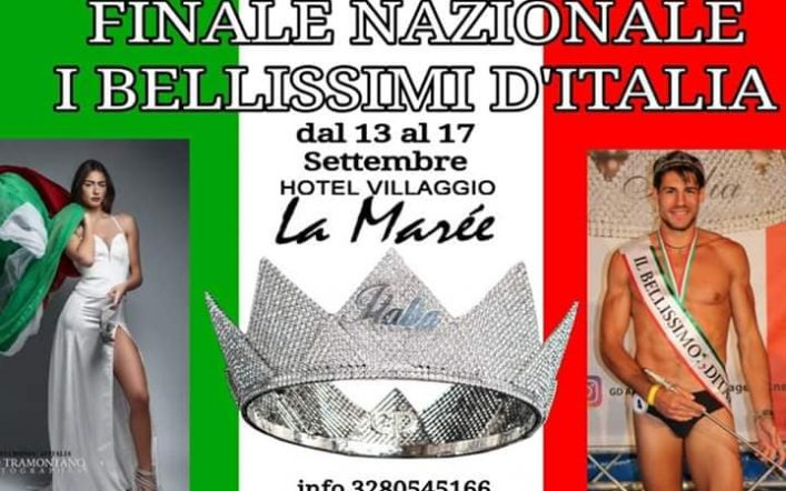 Aspettando i Bellissimi d'Italia 2020 nella finale di Palinuro
