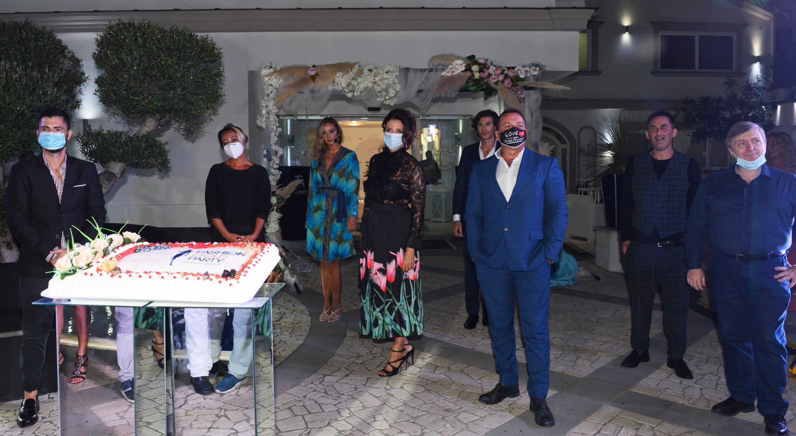 L'ottava edizione del Fashion Gold Party 2020 al Palazzo Auricchio Events: un grande successo