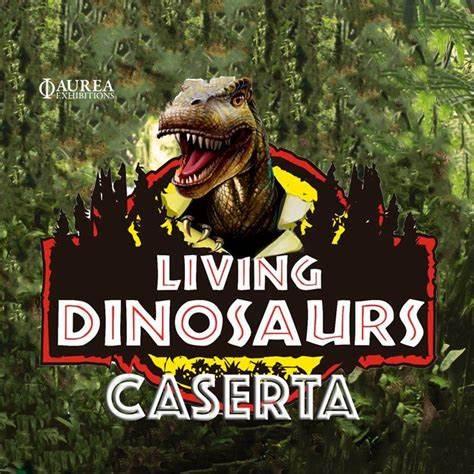 A spasso con i Dinosauri a Caserta