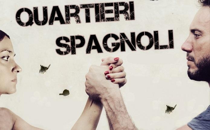 """Lo spettacolo teatrale """"Quartieri Spagnoli"""" va di scena a Caserta"""