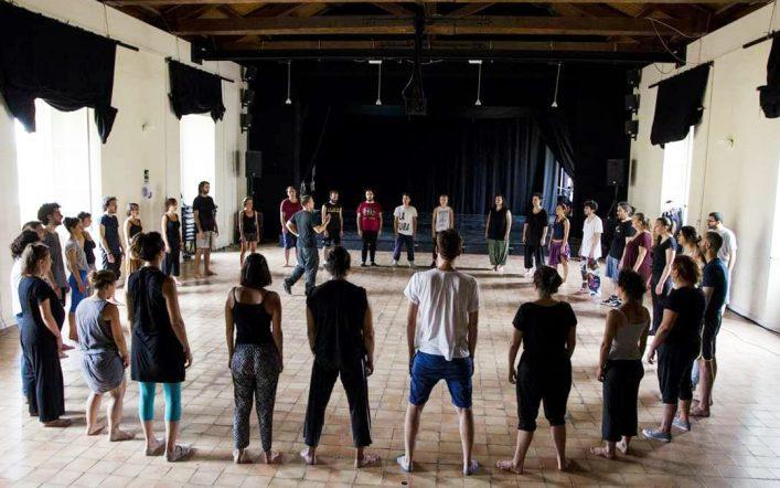 La partecipazione della scuola elementare al Teatro Trianon Viviani