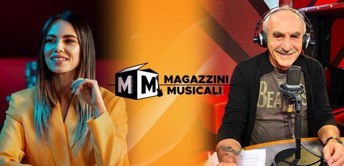 """Dal 2 gennaio su Raidue e Raiplay il nuovo format di attualità musicale: """"Magazzini Musicali"""""""