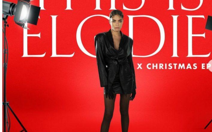 "Elodie annuncia l'uscita di ""This is Elodie x Christmas EP"""
