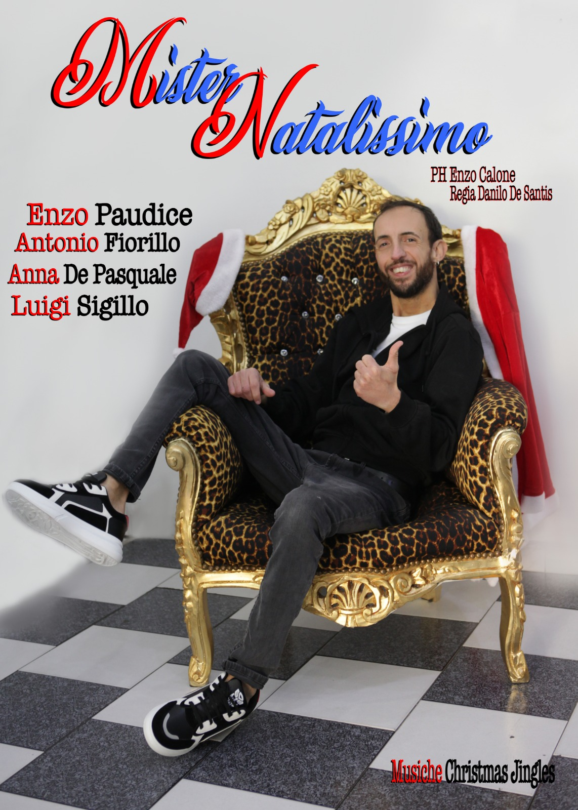 Il mese più magico dell'anno arriva con Mister Natalissimo