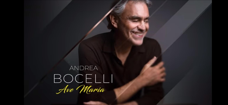 """Andrea Bocelli incanta Loreto con la sua """"Ave Maria"""""""