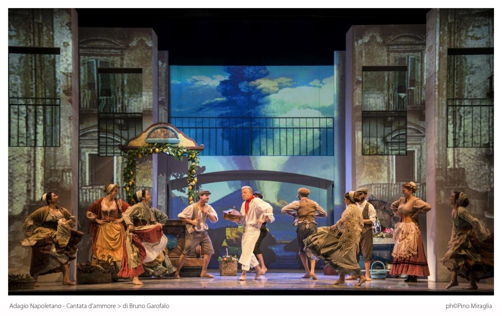 """Per l'Epifania al Teatro Trianon Viviani anteprima assoluta di """"Adagio Napoletano"""""""
