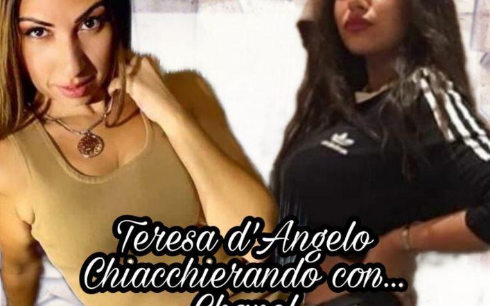 Intervista esclusiva con la latin dance Chanel