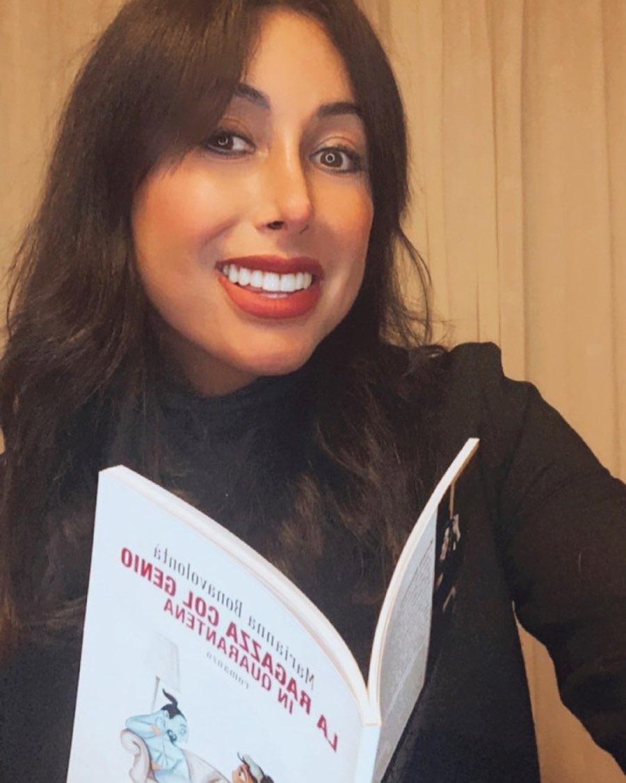 """Il libro di Marianna Bonavolontà: """"La ragazza col genio – In quarantena"""""""
