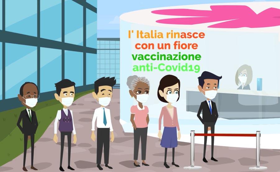 Il piano vaccinale italiano allo sbaraglio
