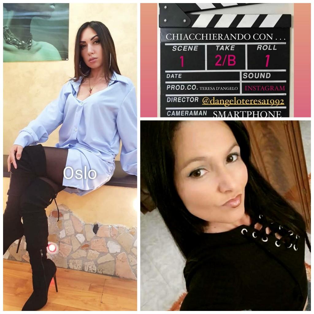 L'intervista con la bellissima modella siciliana Anna nota come Pupa 85 su Instagram