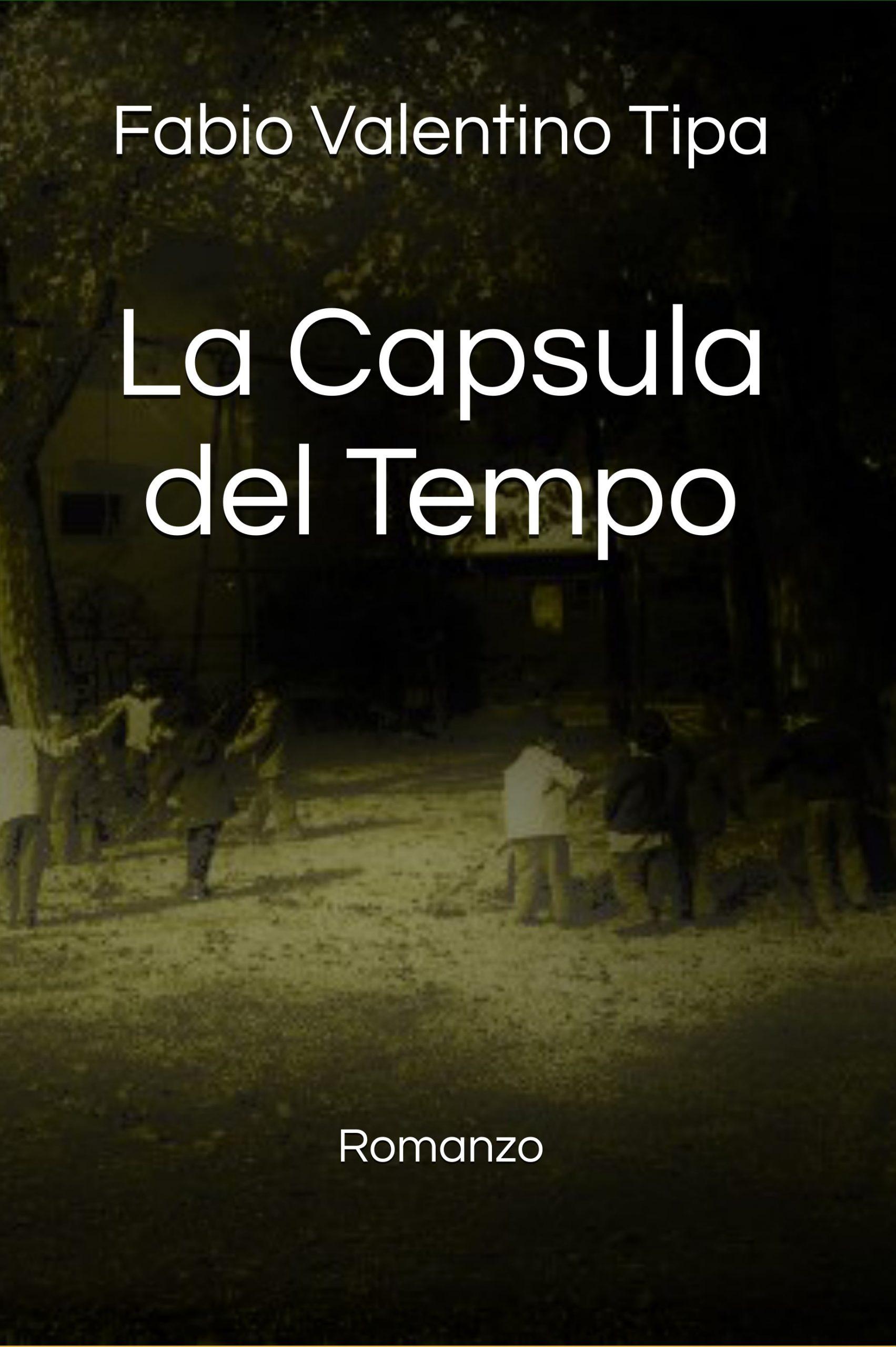 Lo scrittore si racconta: intervista a Fabio Valentino Tipa