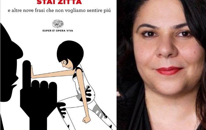 """Il nuovo libro di Michela Murgia: """"Stai zitta e altre nove frasi che non vogliamo sentire più"""""""