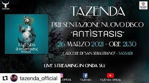"Tazenda, nell'album ""Antistasis"" la loro vera resistenza"